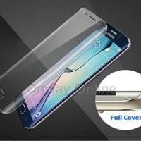 Anti gores Samsung Galaxy S7 EDGE Depan + Belakang
