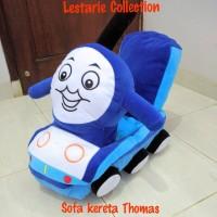 Jual sofa odong thomas/sofa kereta/sofa anak/mainan anak Murah