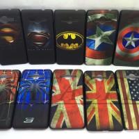 Hardcase Gambar Samsung Galaxy Core 2 G355 Marvel/Heroes/Hard/Manc