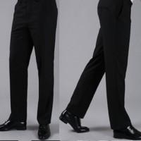 Jual Celana Bahan Kantor Formal Model Slim Fit & Reguler Pria / Kerja Murah