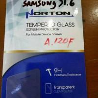 Anti gores Tempered glass Norton untuk Samsung J1 6