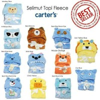 Selimut Topi Carter Animal