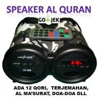 Speaker Al quran terjemahan / speaker al quran repeat /speaker tp200