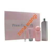 Parfum Original - Perry Ellis 18 Woman (Gift Set)