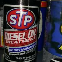 Diesel Oil Treatment / Campuran Oli Diesel STP (300ml)