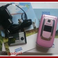[Promo] Nokia 6085 Flip Pink | Nokia Jadul ORI | HP Jadul Murah