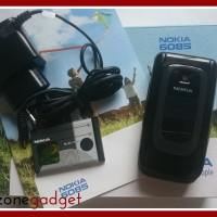 [Promo] Nokia 6085 Flip Black | Nokia Jadul ORI | HP Jadul Murah
