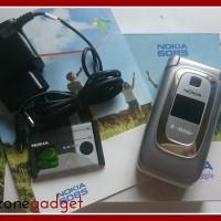 [Promo] Nokia 6085 Flip Silver | Nokia Jadul ORI | HP Jadul Murah