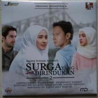 CD OST FILM SURGA YANG TAK DIRINDUKAN 2 KRISDAYANTI SANDHY SON