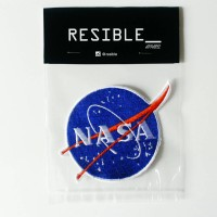 Nasa Meatball Space Logo patch / emblem / bordir