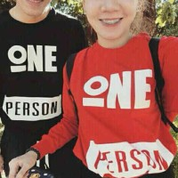 CP One Person (sepasang)