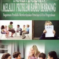 Buku Inovasi Pendidikan Melalui Problem Based Learning