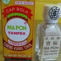 MAPOH - Obat Tampek