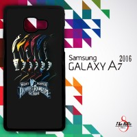 Mighty Morphin Power Rangers Poster 0259 Casing for Galaxy A7 2016 Har
