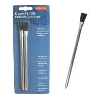 Derwent Eraser Pencil and Brush pen Blister of 2 TERLARIS DAN TERMUR