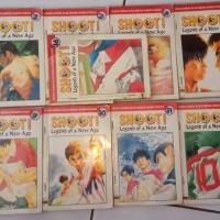 PAKET komik/ manga shoot Legend of A New Age 1-16