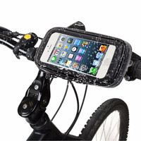 Jual Bike Holder Mount Touch Case Waterproof Tas Sepeda Hp Android Iphone 4 Murah