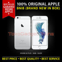Garansi Resmi Apple Iphone 6s Plus 16 Gb - Silver