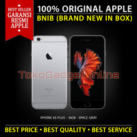 Garansi Resmi Apple Iphone 6s Plus 16 Gb - Space Gray