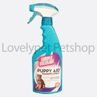 simple solution puppy aid training spray / puppy trainer