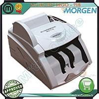 Jual MORGEN MGO 3718/Mesin hitung uang/Cash Box/Money Counter/Jilid/Brankas Murah