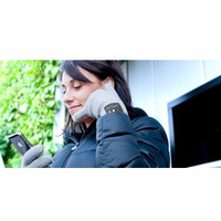 Sarung Tangan Glove Touchscreen Bluetooth iphone android kyk iglove La