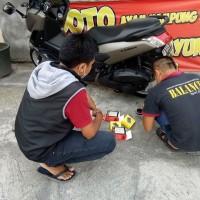 Kwalitas UGM BALANCE Sport Damper Motor NmaX