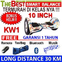 HOVERBOARD TOP QUALITY KW1 / 10 INCH SMART BALANCE 30 KM / HOVER BOARD
