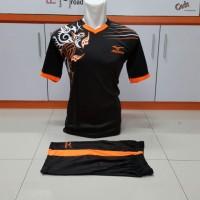 Grosir Seragam Team Setelan Futsal/volley Mizuno Batik(min12pcs)