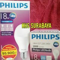 harga Lampu LED Philip 18 watt Bohlam LED Philips 18w Philip Putih 18 w SALE Tokopedia.com