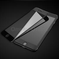 Jual Anti Gores Iphone 6 Plus Tempered Glass 3D Carbon Fiber Murah