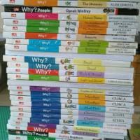 Buku Komik Pengetahuan Why?