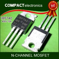IRF740 IRF740B N CHANNEL MOSFET