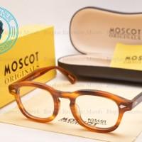 Frame Kacamata Klasik Moscot Lemtosh Small Blonde