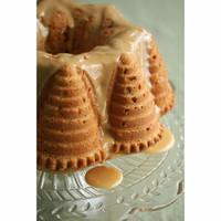 Cetakan Kue / Puding Medium Round Pyramid
