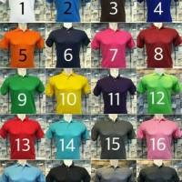 polo shirt bordir desain sendiri