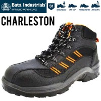 Jual Bata Charleston Sepatu Safety Shoes Industrials Sporty Big Size Murah Murah
