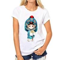Jual Kaos Printing Baju Adat China Murah