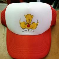 Jual Topi Trucker Tut wuri handayani (Topi SD / SMP / SMA) - Banyak Warna Murah
