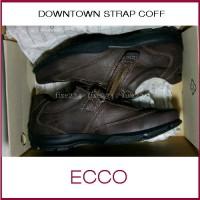 Sepatu pria Ecco downtown strap coff original from usa Berkualitas