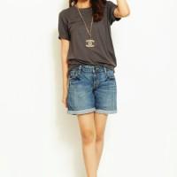 Laurent T-shirt Spandex C+ (Cotton Plus) Large Size Okechuku