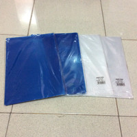 Clear Folder / Map L / Clear Sleeve / Map Letter L / Map Plastik