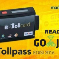 E-TOLL PASS MANDIRI (ON BOARD UNIT = OBU) ~ KARTU INDOMARET, GAZCARD