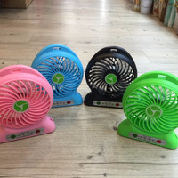 Jual KIPAS MINI PORTABLE USB 2 IN 1 / KIPAS ANGIN MINI POWERBANK / MINI FAN Murah