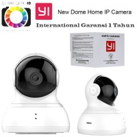 Jual Xiaomi Yi Dome Camera Home Smart IP Camera 360 Panoramic Angel/CCTV Murah