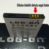 Baterai Battery Log On Double Power Mito A700 - 2800mAh