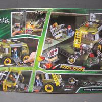mainan anak lego 10276 tenage mutan ninja turtle (ACR 101)