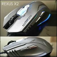 Jual Rexus Gaming Mouse X2 Murah