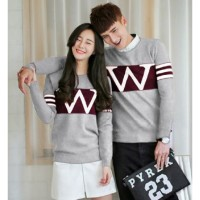 Sweater Wonder Neo - Mantel / Busana / Fashion / Couple / Pasangan