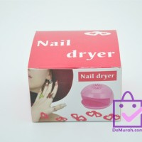 Nail Dryer / Alat Pengering Kutek Kuku